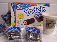 Drake's Cakes Yodels, Ring Dngs, Funny Bones, Devil Dogs and more click here to buy now